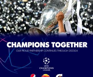 Sponsoring – Pepsico prolonge avec l'UEFA Champions League jusqu'en 2024