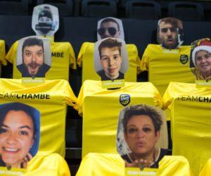 Handball – Des photos de supporters pour remplir les tribunes de Chambéry