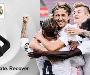 Therabody nouveau sponsor officiel du Real Madrid