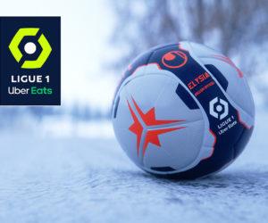 uhlsport dévoile le nouveau ballon de la Ligue 1 Uber Eats pour la fin de la saison 2020-2021