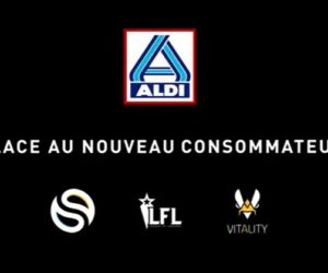 eSport – L'agence Seven by You First Sports accompagne ALDI dans sa stratégie sponsoring