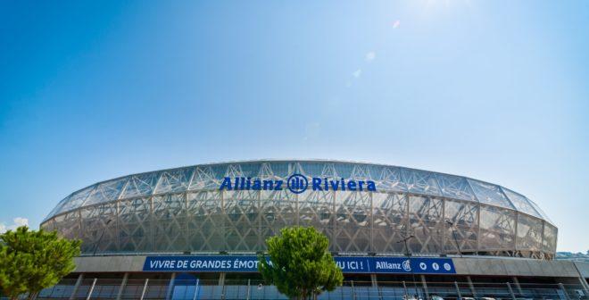 OGC Nice – Allianz prolonge son contrat de Naming du stade « Allianz Riviera » jusqu'en 2030
