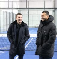 Interview : Jo-Wilfried Tsonga, Thierry Ascione, Anthony Lopes et Johan Bergeron nous détaillent le projet All In Padel Lyon