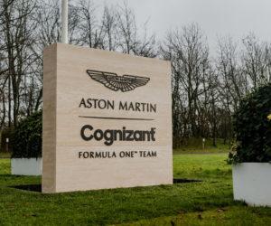 Naming – Cognizant nouveau partenaire-titre de l'écurie de F1 Aston Martin