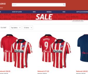 Merchandising – Fanatics prolonge avec l'Atlético de Madrid jusqu'en 2025