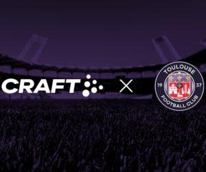 Qui se cache derrière le nouveau contrat équipementier signé entre Craft et le Toulouse Football Club ?
