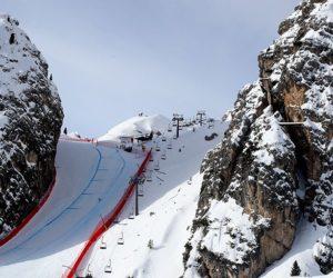 Sponsoring – EA7 (Emporio Armani) s'associe aux championnats du Monde de ski alpin Cortina 2021
