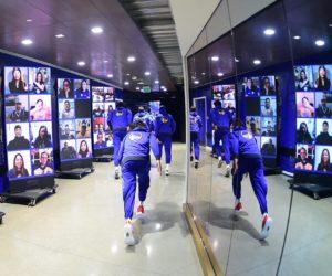NBA – Golden State Warriors mise sur la technologie pour le bonheur de ses fans (Virtual Fans) et ses partenaires
