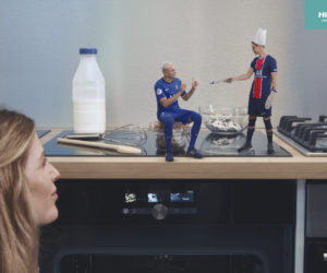 Activation – Hisense dévoile sa nouvelle publicité avec des joueurs du PSG miniaturisés