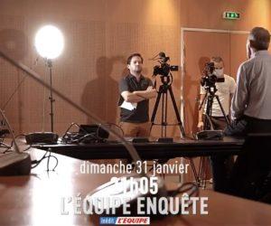 TV – «Agents : on fait comment pour la commission ?» diffusé dimanche 31 janvier à 21H05 sur la chaîne L'Equipe