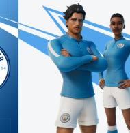 23 clubs de football (Manchester City, Juventus, AC Milan,…) et Pelé s'invitent dans Fortnite