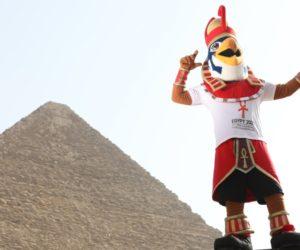 La mascotte et la chanson officielle du Championnat du Monde de Handball Egypt 2021