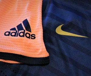 Money : adidas VS Nike, la bataille du sponsoring sportif !