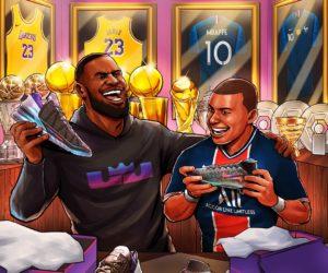 Nike dévoile deux paires (basket et football) LeBron James x Kylian Mbappé avec «The Chosen 2»