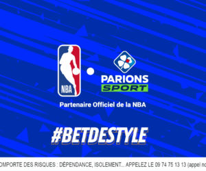 Sponsoring – ParionsSport (FDJ) prolonge avec la NBA en France