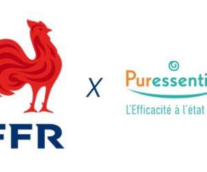 Puressentiel Fournisseur Officiel de la Fédération Française de Rugby