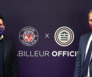 Serge Blanco nouvel habilleur officiel du Toulouse Football Club