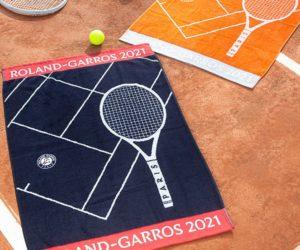 Tennis – Voici les serviettes officielles des joueurs et joueuses pour Roland-Garros 2021