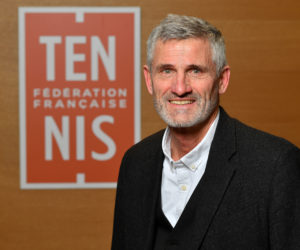 Gilles Moretton nouveau Président de la Fédération Française de Tennis (FFT) jusqu'en 2025
