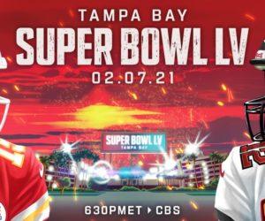 NFL – Plus de 500M$ de mises sur le Super Bowl 2021 aux Etats-Unis ?