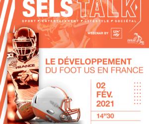 Un Webinar sur le développement du foot US en France le mardi 02 février à 14h30