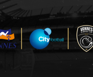 Vannes Olympique Club signe un partenariat avec le City Football Group
