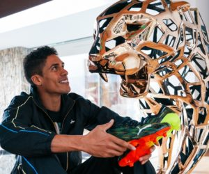 Puma officialise l'arrivée de Raphaël Varane comme nouvel ambassadeur