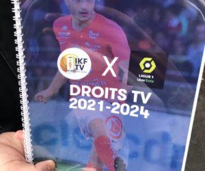 Droits TV – Une offre décalée de l'IKF pour la Ligue 1 et la Ligue 2