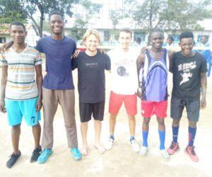 Une étudiant de la Sports Management School s'implique dans le développement du sport en Tanzanie