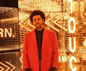 Super Bowl 55 – The Weeknd portait un costume signé Givenchy