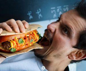 Racing 92 – Une activation «food» pour Foncia avec un hot-dog signé du chef Juan Arbelaez