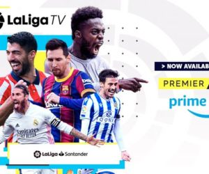 Football – LaLiga Santander débarque sur Amazon Prime vidéo au Royaume-Uni (moyennant finances)