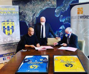 Mourad Boudjellal prend les commandes du club de football amateur du Hyères FC, Nicolas Anelka Directeur Sportif