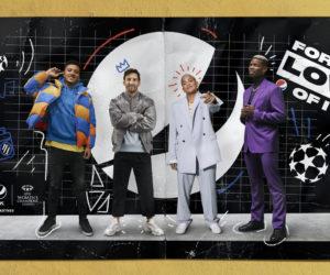 UEFA Champions League – Pepsi dévoile sa nouvelle publicité «Fizz to Life» (Pogba, Messi, Sancho)