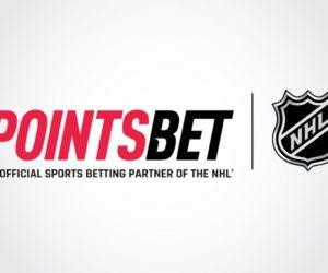 La NHL entre au capital de la société de paris sportifs PointsBet