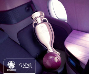 Football – Qatar Airways sponsor officiel de l'UEFA Euro 2020