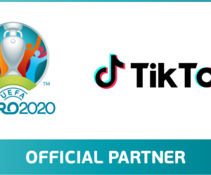 TikTok devient partenaire officiel de l'UEFA Euro 2020