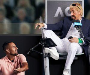 Open Australie 2021 – Uber Eats met en scène Sacha Baron Cohen («Borat») et Nick Kyrgios dans la campagne «Tonight I'll Be Eating for Love»