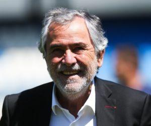 Rugby – René Bouscatel succède à Paul Goze à la présidence de la LNR