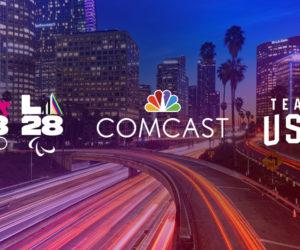 Jeux Olympiques – Comcast «Founding Partner» de Los Angeles 2028