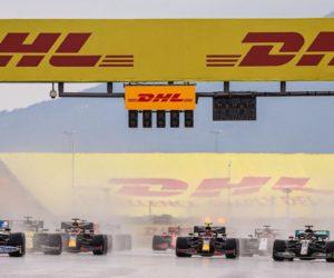 DHL prolonge avec la Formule 1