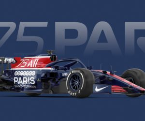 Un graphiste imagine des F1 aux couleurs des clubs de Ligue 1