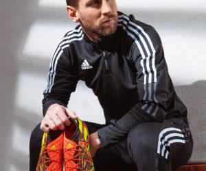 Combien coûte la nouvelle chaussure signature adidas «Roi du ballon» de Lionel Messi ?