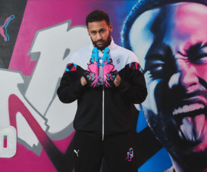 Puma dévoile une nouvelle paire de crampons «rose et bleu» pour Neymar