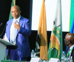 Le milliardaire Patrice Motsepe nouveau président de la Confédération Africaine de Football (CAF)