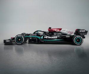 TeamViewer nouveau sponsor de l'écurie Mercedes F1
