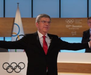 Thomas Bach réélu président du Comité International Olympique (CIO) jusqu'en 2025