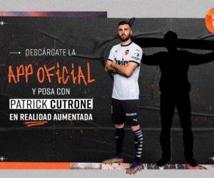 Digital – Valencia CF intègre la réalité augmentée à son application
