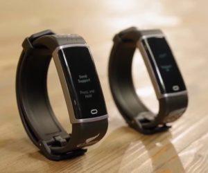 Tokyo 2020 – Un bracelet connecté vibrant pour encourager les athlètes à distance