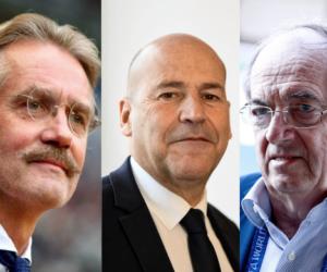 Qui sera le prochain Président de la FFF ? Présentation des programmes des 3 candidats Michel Moulin, Frédéric Thiriez et Noël Le Graët